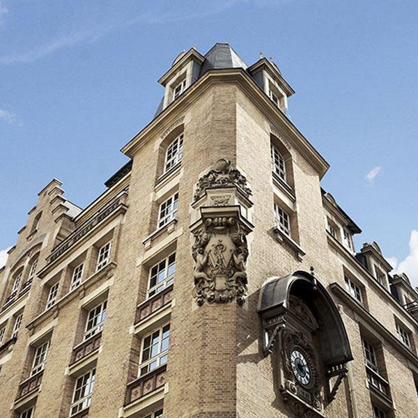 Commercialisation du 69 boulevard Haussmann