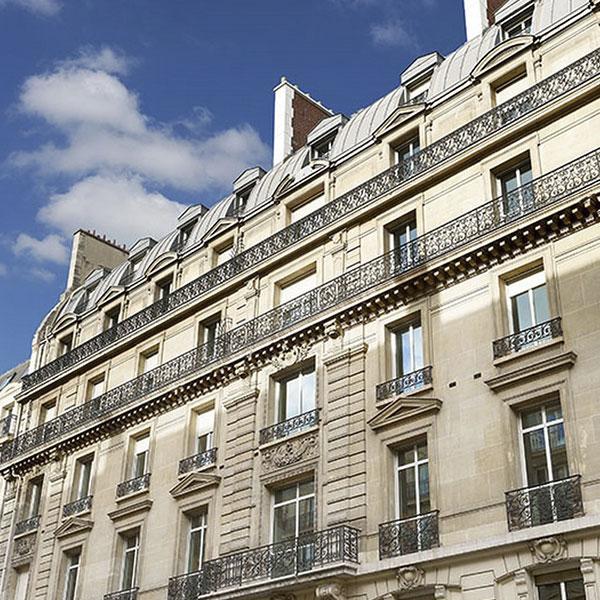 Arbitrages : 10 rue Auber et 73 rue Vaugirard