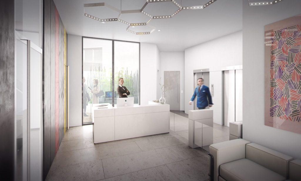 Bureaux Groupama Immobilier