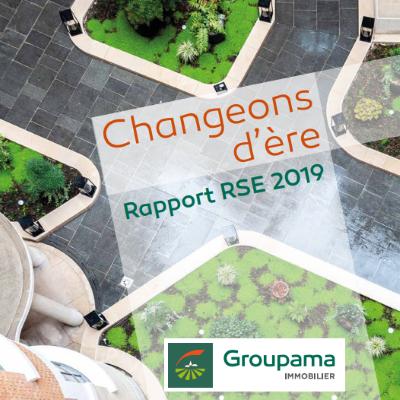 Rapport RSE 2019 : Changeons d'ère