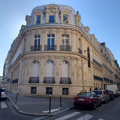 ACQUISITION DU 43-45 AVENUE D'IENA – PARIS 16e
