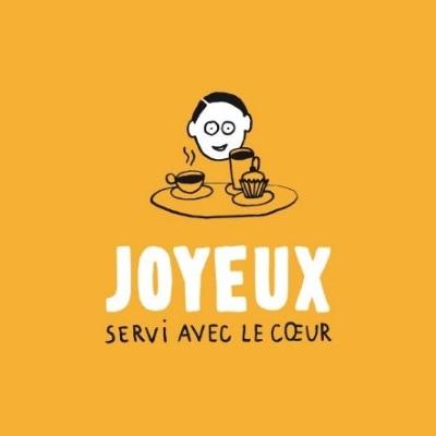 Inauguration du Café Joyeux Champs-Elysées
