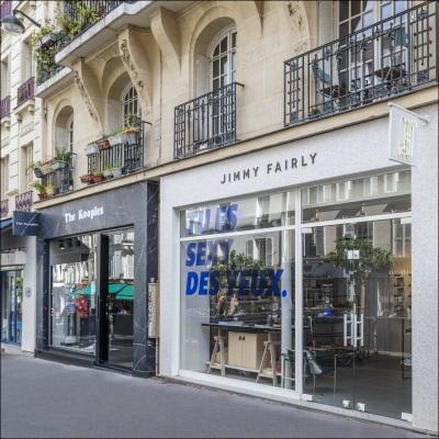 Acquisition de commerces Rue des Abbesses Paris 18ème