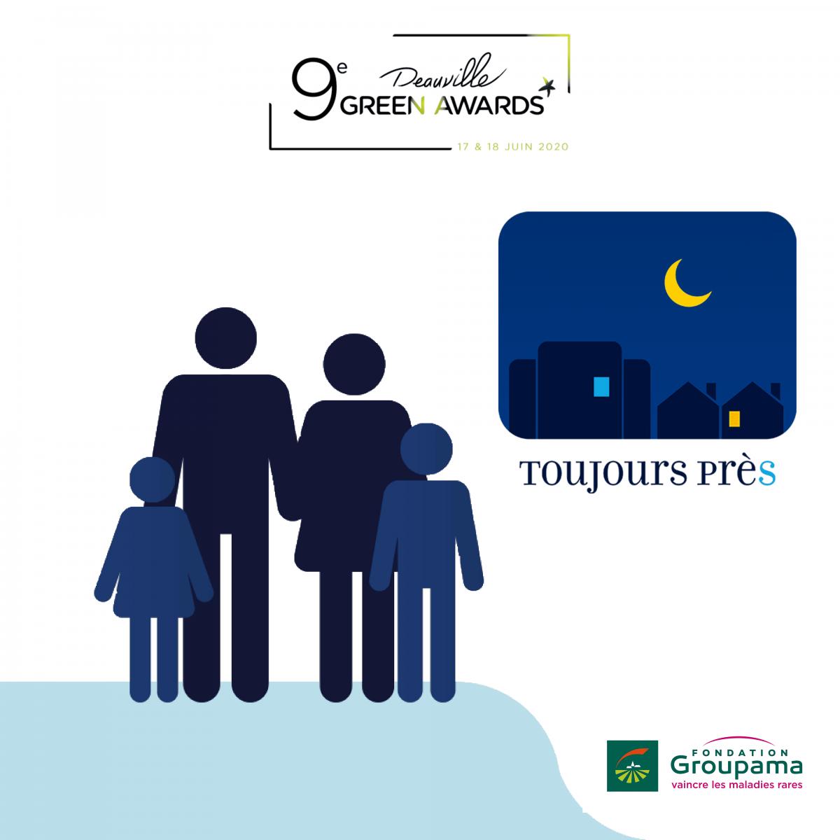 Deauville Green Awards 2020 : Un Trophée d'argent pour le film « Toujours Près »