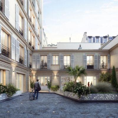 Groupama Immobilier inaugure un bel immeuble haussmanien au 99 Boulevard Malesherbes, Paris 8ème