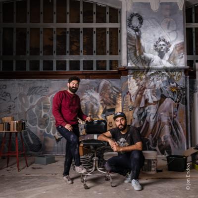 Une collaboration artistique entre Groupama Immobilier et Quai 36